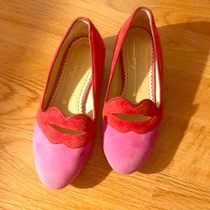 Charlotte Olympia ~Incy~ girls shoes